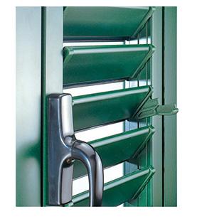 tamiluz volets persienn s de lames orientables en aluminium voulets persienn s. Black Bedroom Furniture Sets. Home Design Ideas