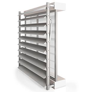 tamiluz brise soleil orientable aluminium et brise. Black Bedroom Furniture Sets. Home Design Ideas